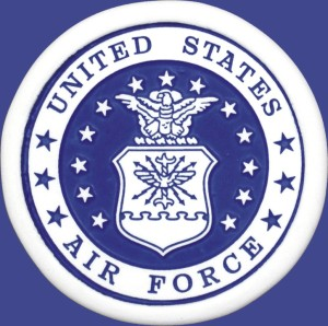 Air Force Coasters
