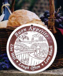 Buon Appetito bread warmer
