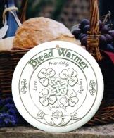 Irish Knot bread warmer