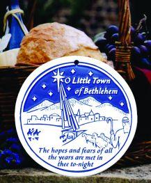 Bethlehem bread warmer