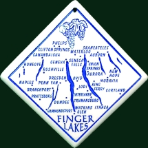 Finger Lakes Trivet
