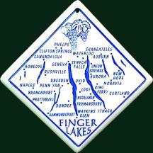 Finger Lakes Trivet
