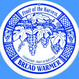 Fruit of the Harvest Bread Warmer