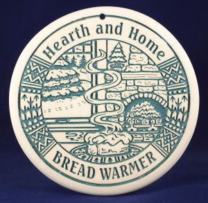 Hearth and Home Bread Warmer