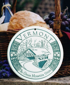 Vermont Bridge bread warmer