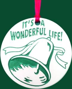 Its A Wonderful Life Ornament