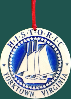 Yorktown Custom Ornament