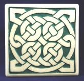 celtic knot 1 trivet